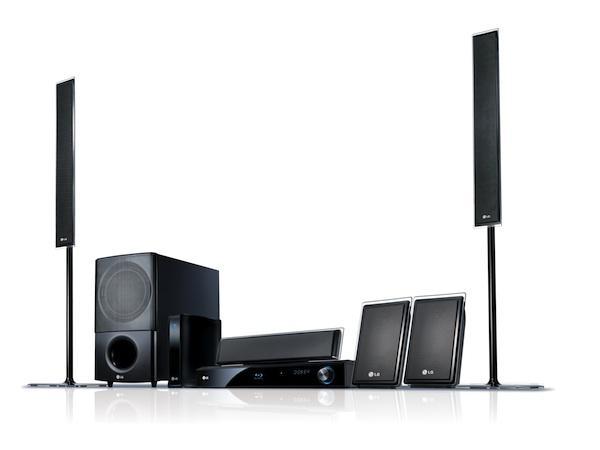 LG BL975 Blu-ray home theatre system