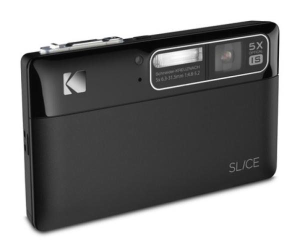 Kodak SLICE touchscreen camera
