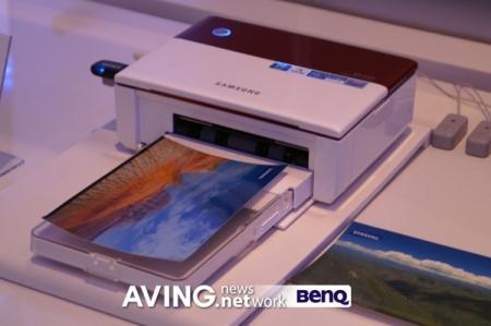Samsung WiseLink bluetooth HDTV printer