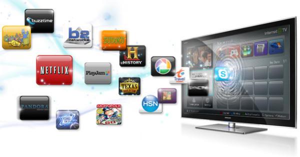 Samsung Internet@TV HDTV app store