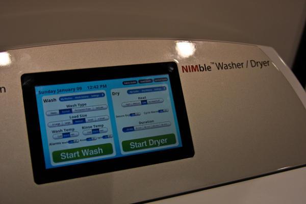 Android Washing machine
