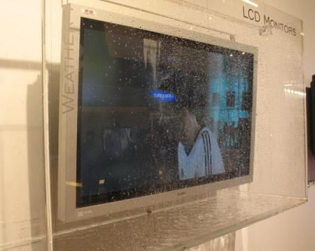 Sanyo Waterproof TV
