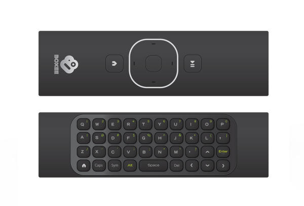 Boxee Box remote control