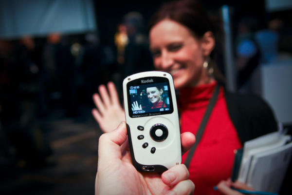 Kodak PlaySport underwater camcorder