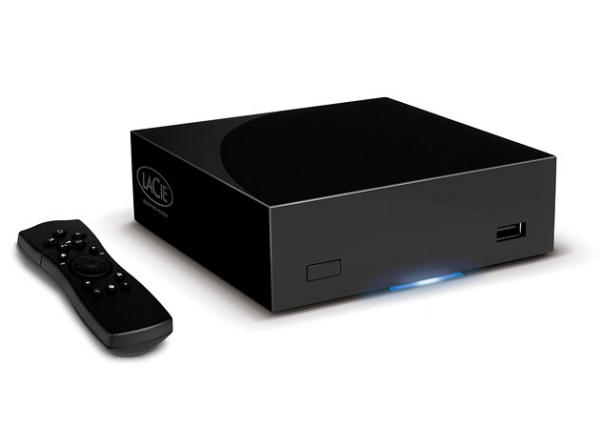 LaCie LaCinema Mini HD media player