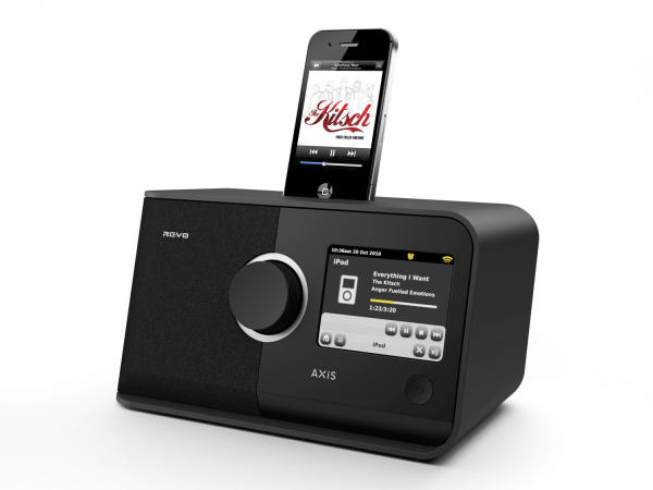 Revo AXiS Internet Radio