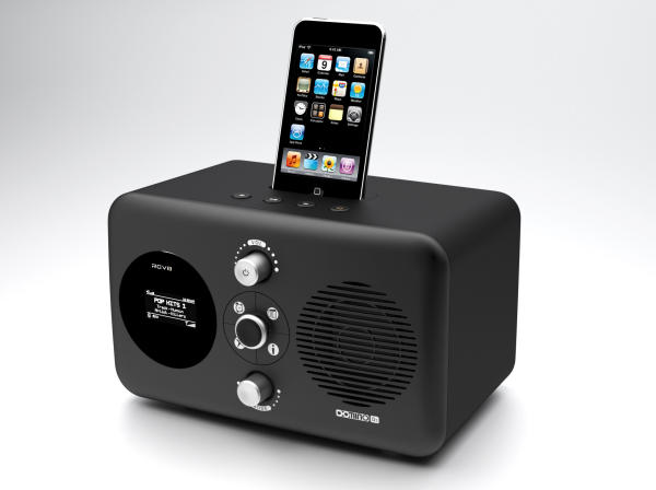 Revo Domino 3 iPod Dock and Internet Radio