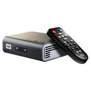 Western Digitial WDTV Live
