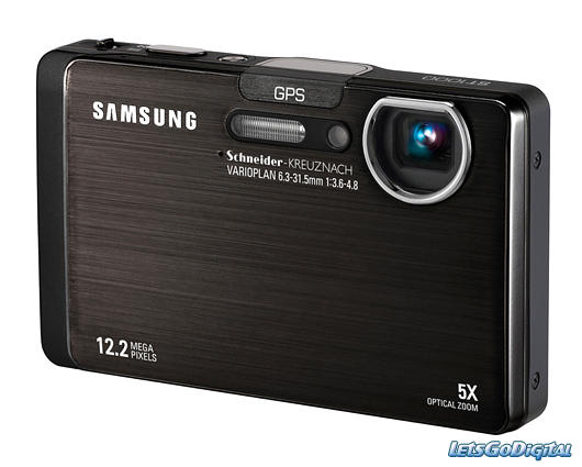 Samsung ST1000 digital camera
