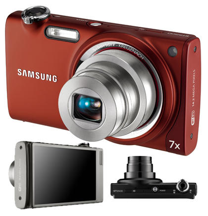 Samsung ST5500 digital camera