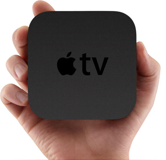 Apple TV Internet TV player