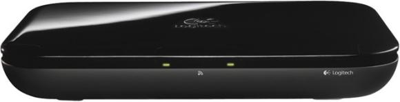 Google TV on Logitech Revue set top box