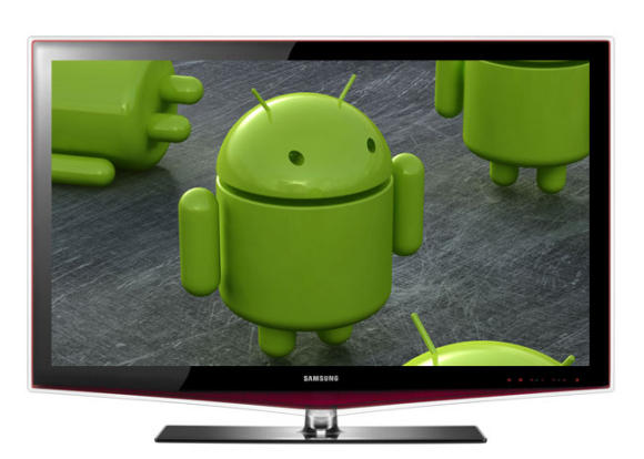 Google TV with Android