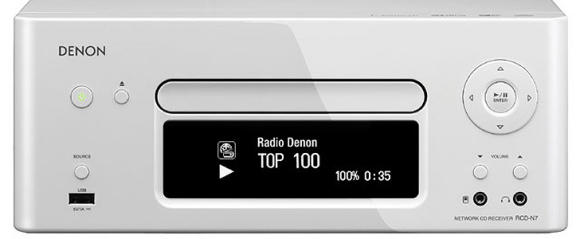 Denon RCD-N7 CD receiver