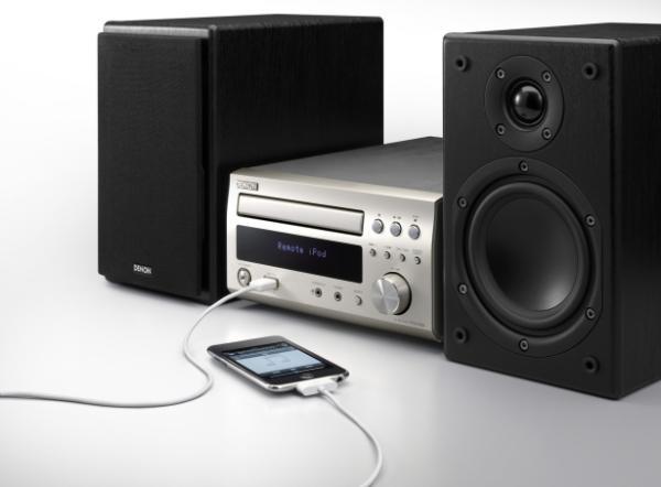 Denon D-M38DAB Micro Audio System