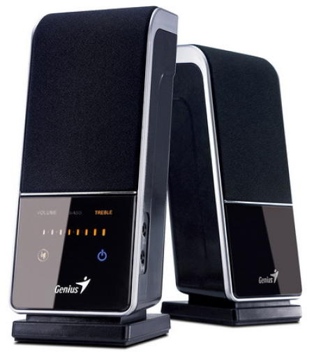 Genius SP-T1200 touch speakers