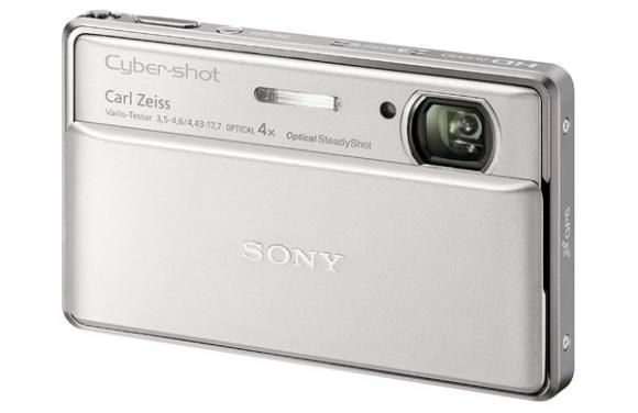 Sony TX100V Cybershot camera