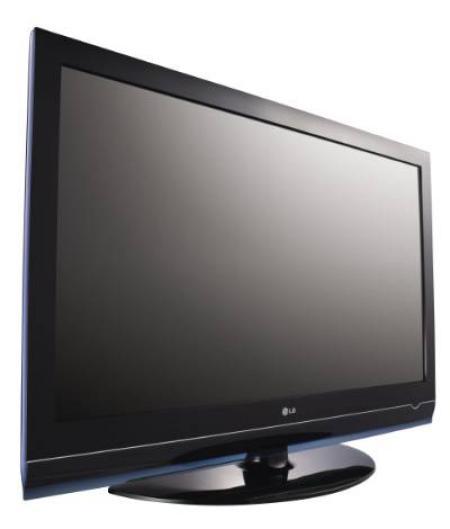 LG LED lit HDTV