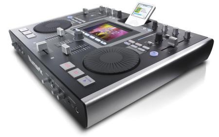 Numark iDJ iPod DJ system