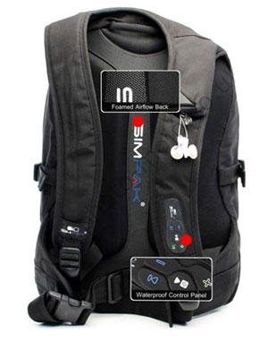 iBlaze iPod bag