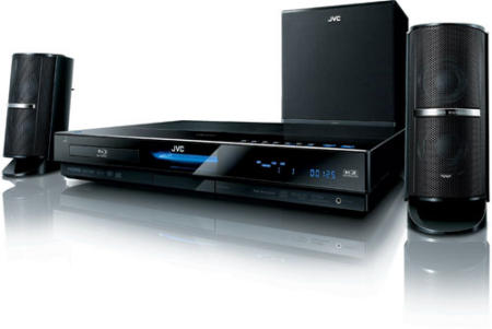 JVC NX-BD3 BluRay player