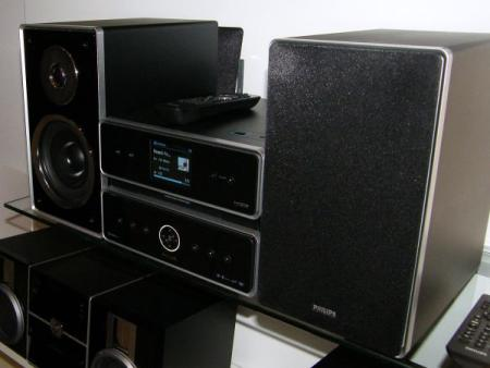 Philips Streamium MCi-500H