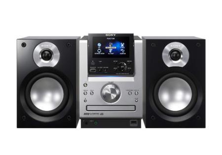 Sony Giga Juke NAS-50HDE Hi-Fi and Sony Giga Juke NAC HD1E Hi-Fi