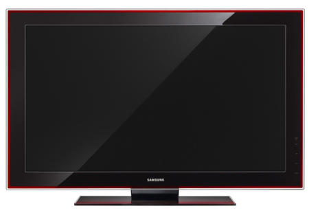 Samsung Series 7 HDTV in Plasma and LCD variants