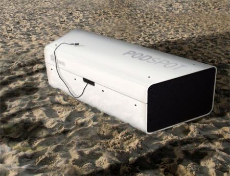 PodSpot iPod speaker