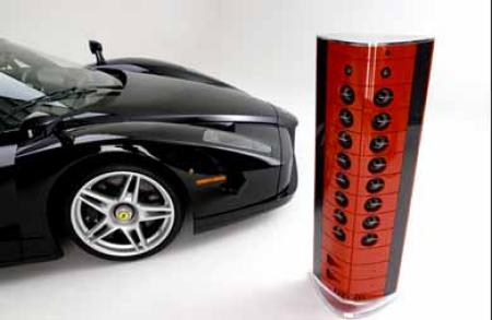 Ferarri Wi-Fi speakers, wireless speakers for Hi-Fi
