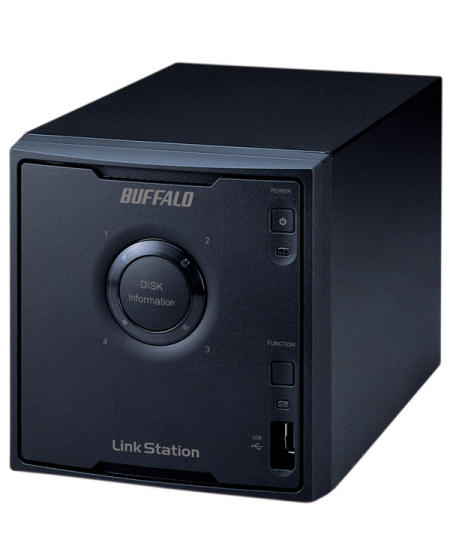 Buffalo 4TB NAS