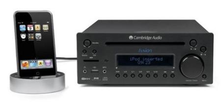 Cambridge Audio Sonata and Fusion Hi-Fi