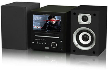 Yamada HTV-200XU Hi-Fi and home theatre in one