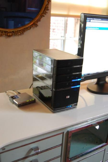 Microsoft Windows Home Media Server