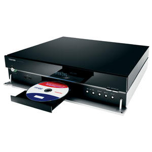Toshiba HD-DVD player