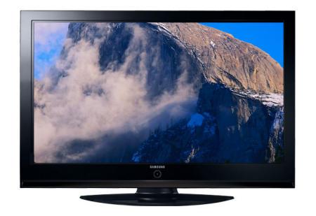 Samsung Plasma HDTV