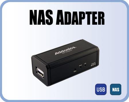 Addonics NAS adaptor