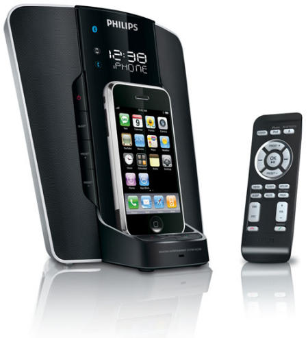 Philips DC350 iPod dock