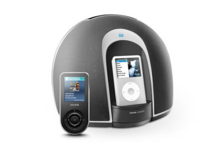 Philips DLO iBoom iPod dock