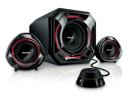 Philips SPA5300 PC speakers