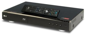 LG Network Blu-Ray disc player