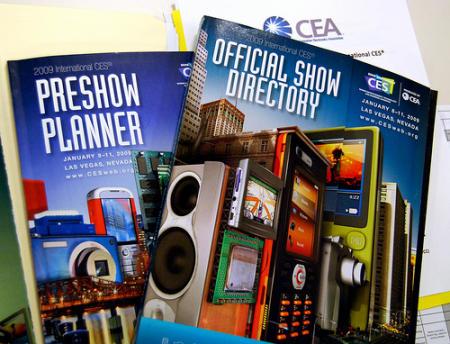 CES 2009 preview