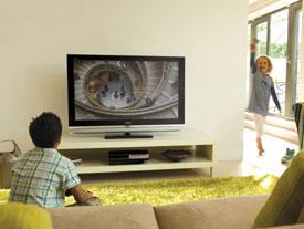 Sony Bravia Z4500 HDTV