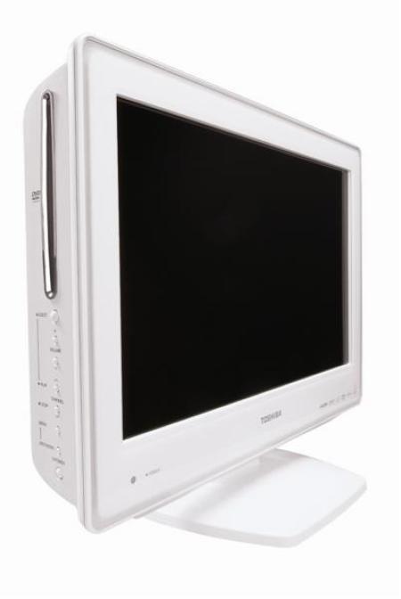 Toshiba Combo HDTV