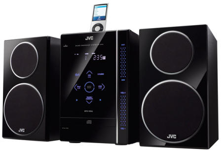 JVC Micro Audio Systems