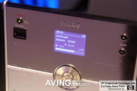 Philips Streamium WAC3500D wireless Wi-Fi Hi-Fi