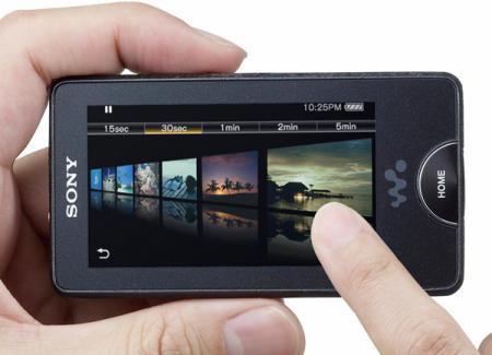 Sony Walkman X-Series media player