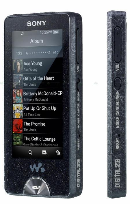 Sony X-Series Walkman MP3 player
