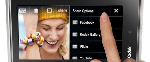 5 of the latest photo sharing digital cameras with one-touch photo upload