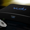 Vudu media streamer set top box